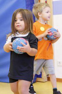 Rehabilitationssport für Kinder beim VGSU