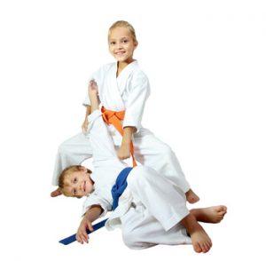 Selbstverteidigung für Kinder beim VGSU