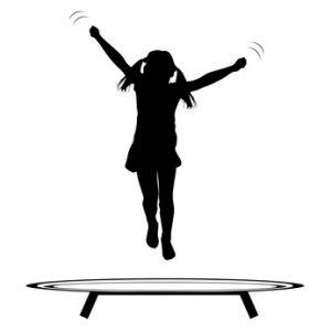 Trampolin springen für Kinder beim VGSU