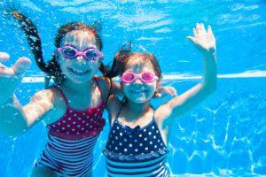 Schwimmen mit Eltern und Kindern beim VGSU