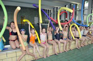 Intensivkurse Schwimmen für Kinder in den Ferien beim VGSU