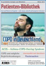 Patientenzeitschrift COPD in Deutschland – Winter 2014