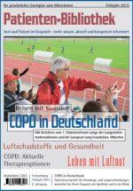 Patientenzeitschrift COPD in Deutschland – Frühjahr 2015