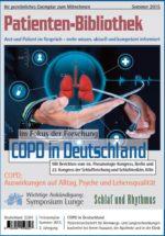 Patientenzeitschrift COPD in Deutschland – Sommer 2015