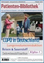 Patientenzeitschrift COPD in Deutschland – Frühjahr 2016