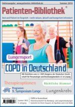 Patientenzeitschrift COPD in Deutschland – Sommer 2016