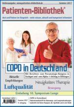 Patientenzeitschrift COPD in Deutschland – Sommer 2017